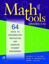 Math Tools, Grades 3-12: 64 Ways to Differentiate Instruction and Increase