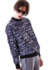 Women's Polyester Crewneck Jumpers and Cardigans