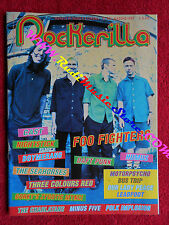 rivista ROCKERILLA 201/1997 Foo Fighters Daft Punk Massimo Volume Cast  No cd