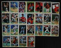 1994 Topps St. Louis Cardinals Team Set of 26 Baseball Cards