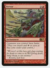MTG X4: Fervor, Magic 2013, R, Moderate Play - FREE US SHIPPING!