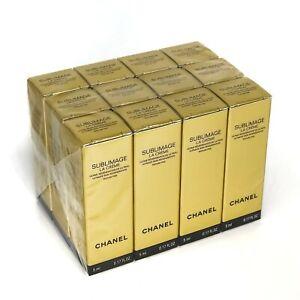 Chanel Sublimage La creme set 12 x 5 ml (60 ml) VIP GIFT texture FINE