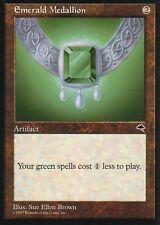 Emerald Medallion   NM   Tempest   Magic MTG
