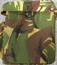 1 Officers side bag. Haversack, Genuine British army issue. Ideal camera bag etc