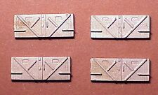 HO Scale Passenger Car Detail Parts Pullman Battery Box by Century Foundry 2211