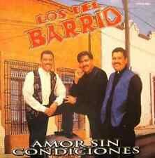 LOS DEL BARRIO - AMOR SIN CONDICIONES - CD, 2000