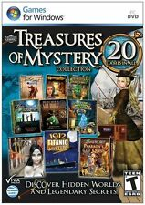 Mystery Masters: Treasures of Mystery Collection (PC, 2012). Free shipping