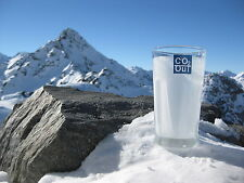Kohlensäure im Trinkglas entfernen und Sodbrennen verringern, Glas 0,3ml Co2-OuT