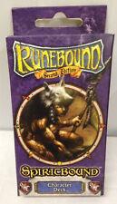 Runebound Second Edition Spiritbound Character Deck - Sealed