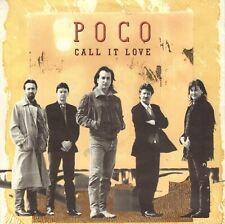 "POCO – Call It Love (1989 VINYL SINGLE 7"" EUROPE)"
