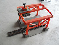 Vintage HO Scale Tyco Track Cargo Loader LOOK