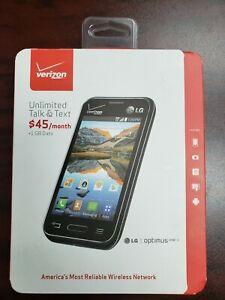 """Verizon LG Optimus Zone 2 Prepaid Android SmartPhone, 3.5"""" Screen, NEW! LOCKED!!"""