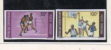 Republica Centroafricana Deportes Serie sin dentar año 1969 (DQ-955)
