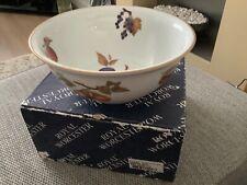 Royal Worcester Evesham Gold - Deep Salad Bowl 22cm