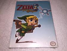 The Legend of Zelda: Phantom Hourglass (Prima Official Game Guides) New Sealed