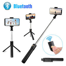 Extendable Bluetooth Selfie Stick Tripod Monopod Remote Control For Cell phone