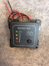 CBE  C-Line LED Battery Teste / Gauge / Meter Caravan / Motorhome / Campervan