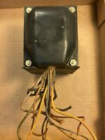 Vintage 1950s HP 910-26 Power Transformer 520-0-520v 6.3v for Tube Amp