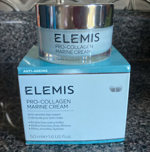 Elemis Pro Collagen Marine Cream  1.6 oz/ 50 mlNew Box