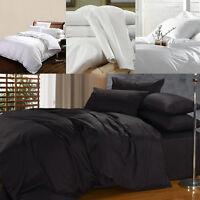 Premium Cotton 1800 Count 4 Pieces Egyptian Comfort Deep Pocket Bed Sheet Sets