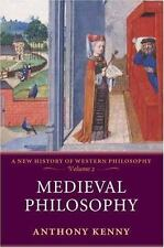Medieval Philosophy: A New History of Western Philosophy Volume 2