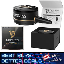 More details for guinness nitro surge device draught brand new & sealed guiness