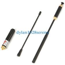 AL800 High Gain Dual Band Telescopic Antenna For BAOFENG UV-5RE Plus SMA-Female