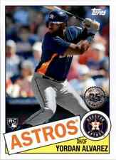 2020 Topps Update 1985 35th Anniversary Inserts! You Pick! Free Shipping!