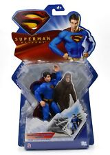 Mattel - Superman Returns - Super Breath Superman Action Figure
