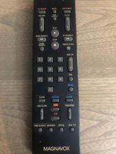 Magnavox Model: Tv Dvd/Vcr Combo Remote Control Black Tested And Works
