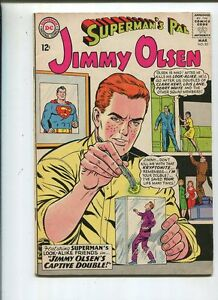 "Superman""s Pal Jimmy Olsen #83 Very Good Jimmy Olsen's Captive Double   CBX1Z"