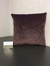 Handmade Velvet Scatter Cushion Cover in Grape