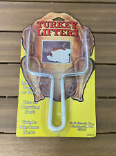 NEW Grand Gourmet Turkey Lifters set of two 4 Prong