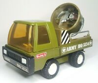 Buddy L - Pressed Steel Army Searchlight Truck - No. 5134 - VTG - Free Shipping