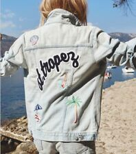 Rails St Tropez Demin Jacket NWT $285 SzXS Sold OUT