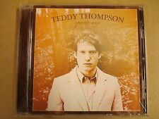 CD / TEDDY THOMPSON - SEPARATE WAYS