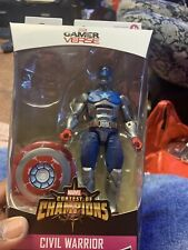 Marvel Legends Civil Warrior Contest of Champions GamerVerse NO BAF Shang-Chi