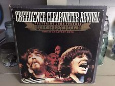 Creedence Clearwater Revival - Chronicle - Vinyl 2x LP Record Album VG+