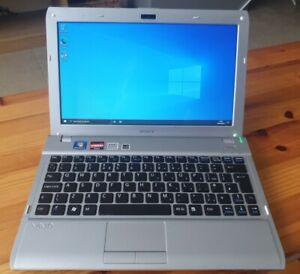 Sony Vaio VPCYB VPCYB2M1E Laptop AMD Dual Core, 500GB, 4GB DDR3