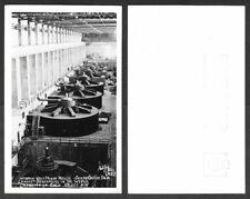 Old Postcard - Washington - Grand Coulee Dam Power House, Generators
