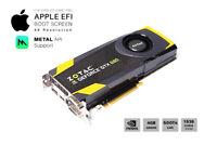  NVIDIA GTX 680 4GB GPU for Apple Mac Pro: CUDA, Mojave/METAL and 4K Support