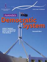 CIVICS & CITIZENSHIP: AUSTRALIA'S DEMOCRATIC SYSTEM - BOOK ISBN 9780864271532 x