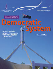 CIVICS & CITIZENSHIP: AUSTRALIA'S DEMOCRATIC SYSTEM - BOOK ISBN 9780864271532 x