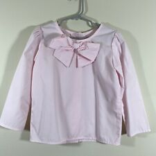The Beaufort Bonnet Company Girls Size 6 Long Sleeves Top
