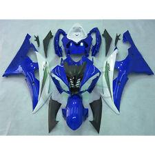 Blue Injection ABS Fairing Bodywork Set Fit YAMAHA YZF R6 YZF-R6 2008-2016 2009