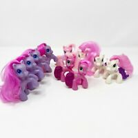 My Little Pony G3.5 2009 Hasbro for McDonald's Toys Lot of 10