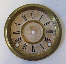 Antique 1880 Ansonia Parlor/Kitchen Clock Dial, Clock Parts,