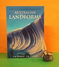 C R Twidale: Australian Landforms (revised ed.) geology/earth sciences/Australia