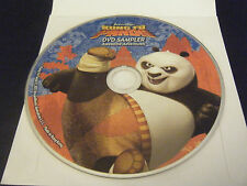 Kung Fu Panda DVD Samper (DVD, 2013) - Disc Only!!!