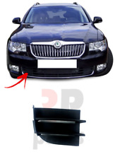 FOR SKODA SUPERB (3T) 2008-2013 NEW FRONT BUMPER LOWER RIGHT GRILL BLACK